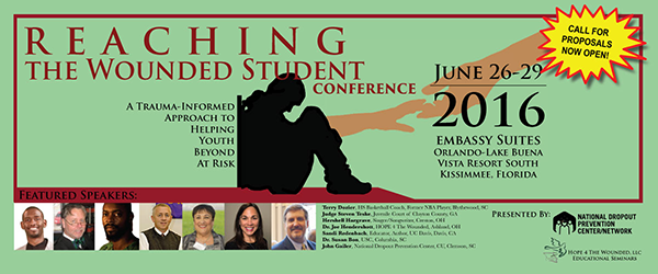 2016 Reaching the Wounded Student Conference